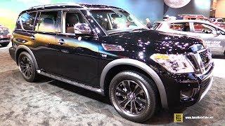 Download 2017 Nissan Armada Platinum - Exterior and Interior Walkaround - 2017 Chicago Auto Show Video