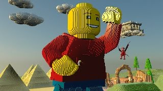 Download LEGO Worlds: Console Announce Trailer | PS4, Xbox One Video