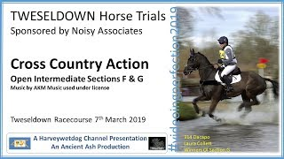 Download Tweseldown Horse Trials 2019: Open Intermediate Cross Country Video