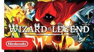 Download Wizard of Legend Co-op Spell Slinging Trailer - Nintendo Switch™ Video
