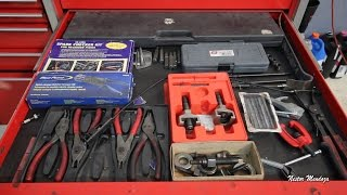 Download Tools every new mechanic should own Tool box tour #2 Big Box Video