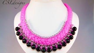 Download Fashion statement collar necklace Video