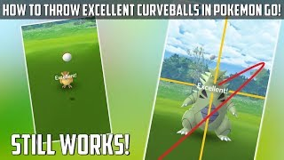 Download HOW TO THROW AN EXCELLENT CURVEBALL IN POKEMON GO UPDATED METHOD Video