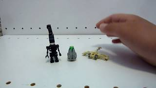 Download lego facehugger Video