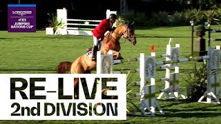 Download RE-LIVE | Longines FEI Jumping Nations Cup™ | Divison 2 | Qualification 2nd Round Video
