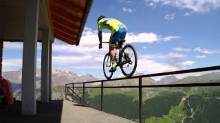Download Vittorio Brumotti goes crazy in Livigno Video