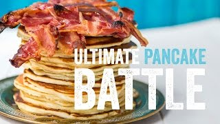 Download THE ULTIMATE PANCAKE BATTLE Video