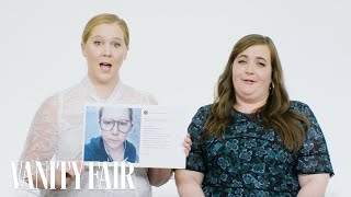Download Amy Schumer and Aidy Bryant Explain Their Instagram Photos | Vanity Fair Video