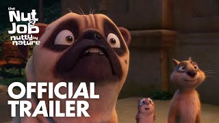 Download THE NUT JOB 2 : NUTTY BY NATURE - OFFICIAL TRAILER - In Theaters August 11 Video