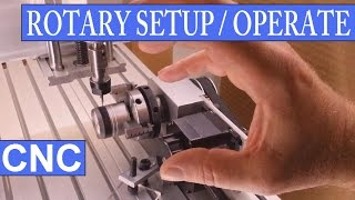 Download CNC 3020T-DJ/Mach3 - How To Setup And Operate Its Rotary Axis – A Complete Run Video