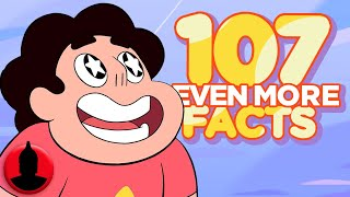 Download 107 Even MORE Steven Universe Facts You Should Know! - ( 107 Facts S5 E6) | ChannelFrederator Video