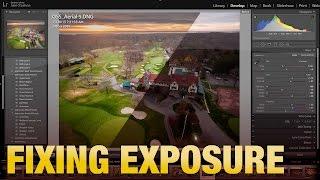 Download Fixing Exposure in Lightroom for Phantom's DNG Files Video