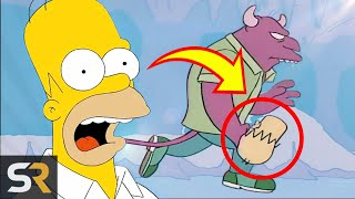 Download 25 Simpsons Deleted Scenes That Went Too Far Video