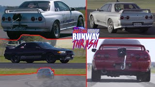 Download GT-Rs shake up the leaderboard - Runway Thrash 2019 Video