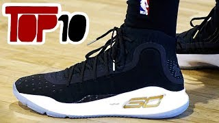 Download Top 10 Basketball Shoes In The 2017 NBA Finals Video