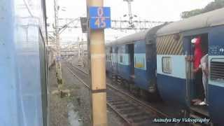 Download Triple Parallel Action in Indian Railways : Ranchi Shatabdi,Ganadevta and Dhauli Expres Video