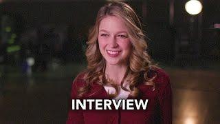 Download DC Week Crossover - Melissa Benoist Interview (HD) Supergirl, The Flash, Arrow, DC's Legends Video