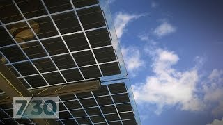 Download Rooftop solar power causing headaches for energy providers | 7.30 Video