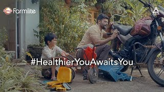 Download Sunfeast Farmlite- #HealthierYouAwaitsYou Video