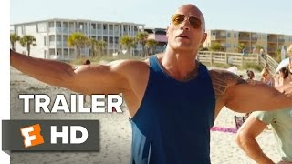 Download Baywatch Official Trailer - Teaser (2017) - Dwayne Johnson Movie Video