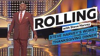 Download Steve Harvey's Worst Thanksgiving Dinner Video