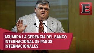 Download ÚLTIMA HORA: Agustín Carstens deja el Banco de México Video