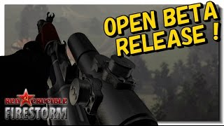 Download Red Crucible Firestorm : Open Beta Launch !! [Weapons Showcase] Video