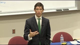 Download Rory Stewart, OBE, on Doing Good and Being Well: Business, War, Climate, and Politics Video
