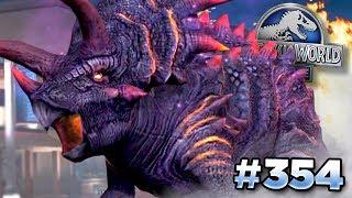 Download NEW BOSS MEGA TRIKE!!! || Jurassic World - The Game - Ep354 HD Video
