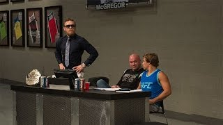 Download The Ultimate Fighter 22: McGregor and Faber Mix It Up Video
