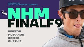 Download 2019 NHM | FINALF9 | MEN | Gurthie, McMahon, Newton, Grider Video