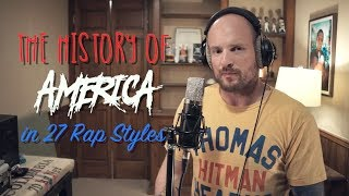 Download The History of America...Told in 27 Rap Styles Video