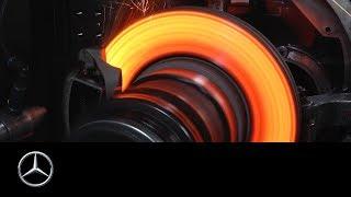 Download Brake Test   Mercedes-Benz Genuine Parts vs. Fake Parts Video