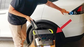 Download Will THIS Charge My Tesla? Video