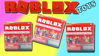 Download Roblox Surprise Blind Box Toys Opening - Series 1 + Online Exclusive Items Video