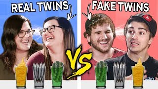Download We Try The TWIN TELEPATHY Challenge With REAL TWINS Video