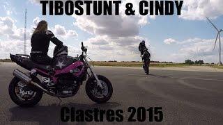 Download Tibostunt & Cindy - Clastres 2015 Video
