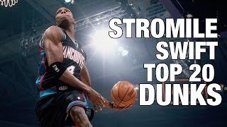 Download Stromile Swift's Top 20 Dunks In The NBA! Video