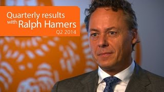 Download 2Q14 Quarterly results with Ralph Hamers, CEO ING Group Video