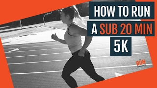 Download How To Run A Sub 20 Min 5K Video
