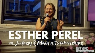 Download Esther Perel Part I: Jealousy & Modern Relationships   New York Real Video