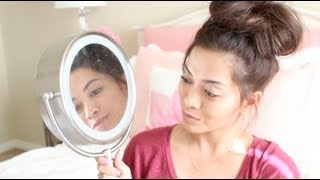 Download NO MIRROR Makeup Challenge Tag! - ThatsHeart Video