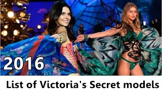 Download Meet the New Victoria's Secret Angels 2016 Video