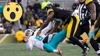 Download 10 Times An NFL Player Got Up After A HUGE HIT Video