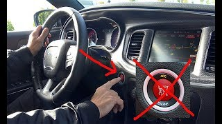 Download This happens if you push the button in the Hellcat! Don't do this! Video