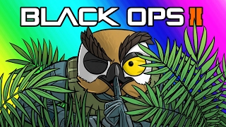 Download Black Ops 2 Funny Moments - Hiding Tactics Gone Wrong! Video