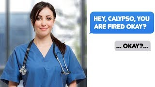 Download r/ I Dont Work Here Lady - FIRED FROM HOSPITAL I DON'T WORK AT Video