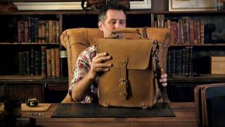 Download Leather Messenger Bag, Saddleback Leather Co. Video