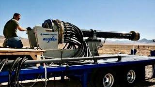 Download U.S. Military's Most Powerful Cannon - Electromagnetic Railgun - Shoots 100 miles - Mach 7 Video