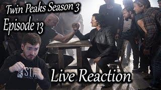 Download TWIN PEAKS SEASON 3 EPISODE 13 LIVE REACTION - *Explicit language* Video